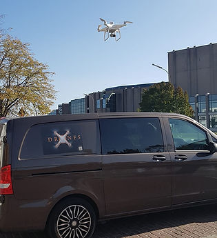 X-Drones wagen drone