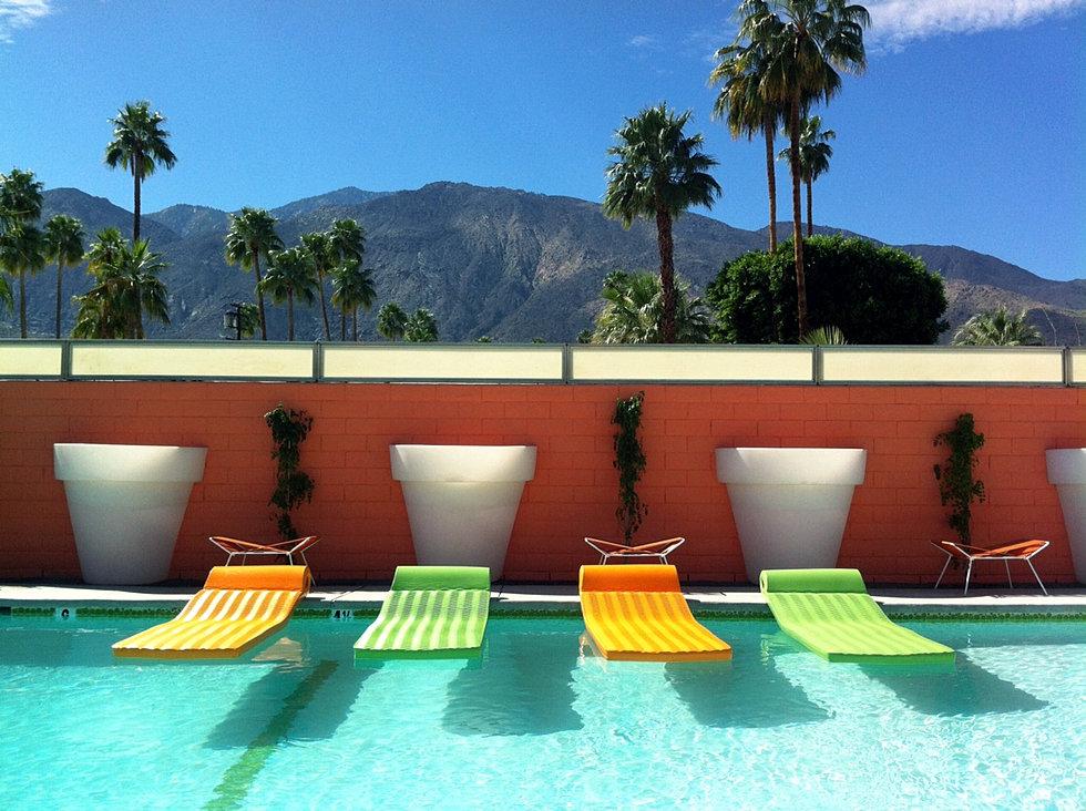Century Hotel Palm Springs Ca