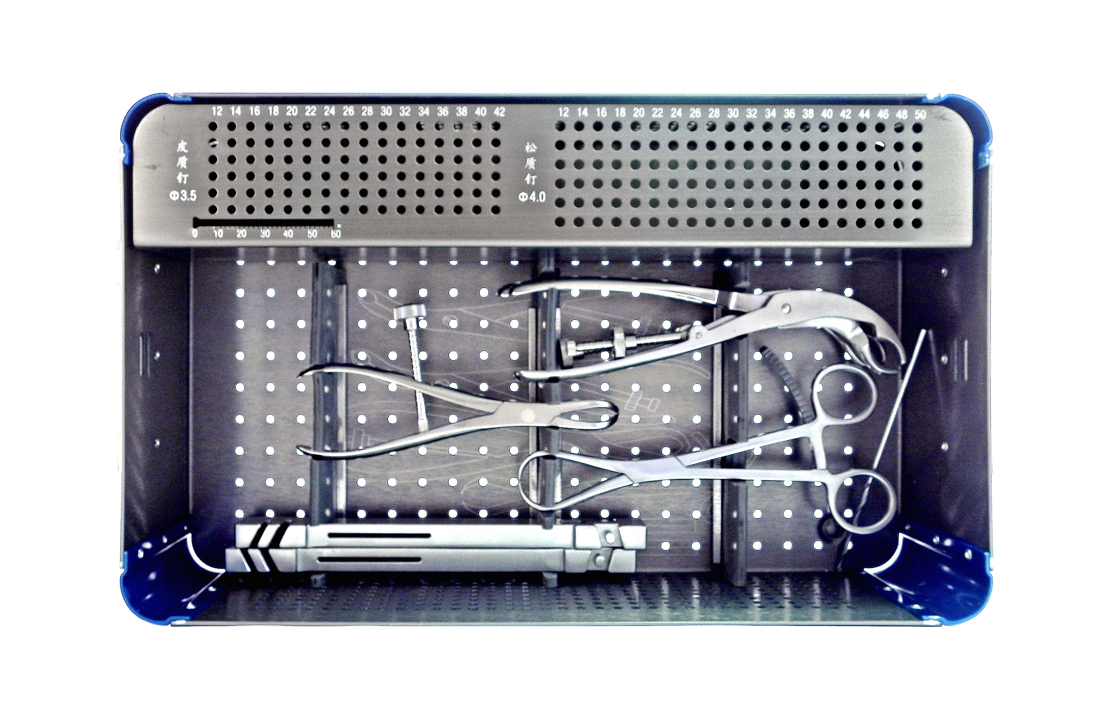 Abc implant life instrumental e implantes m dicos para for W de porter ortopedia