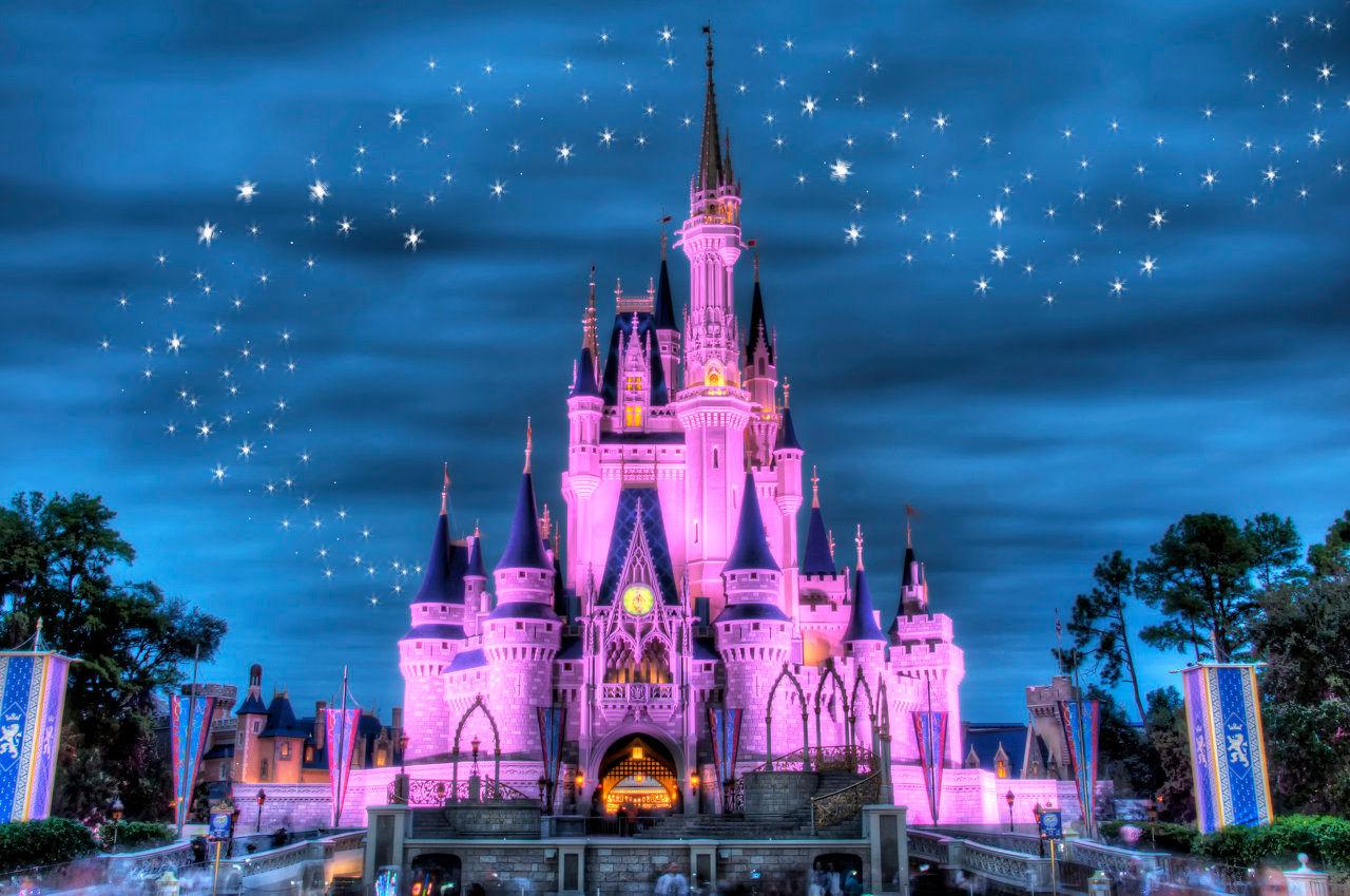 disney-castle-pink-hdr-stars1