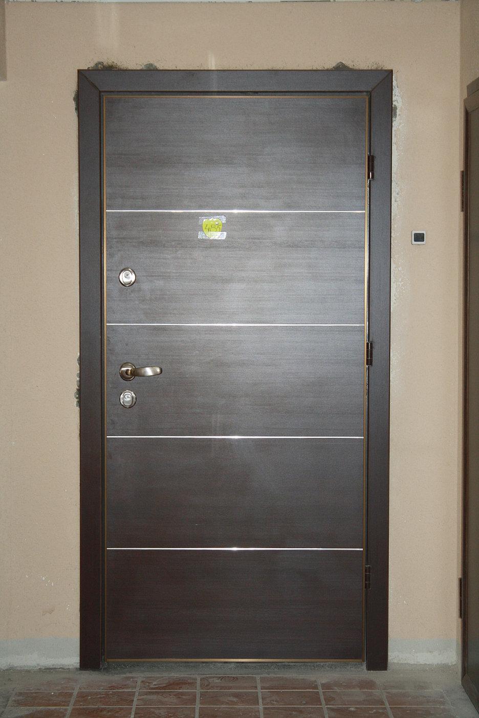 металлическая дверь заводская москва