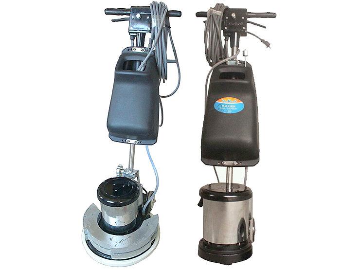 Floor grinding and polishing machine for 16 floor buffer