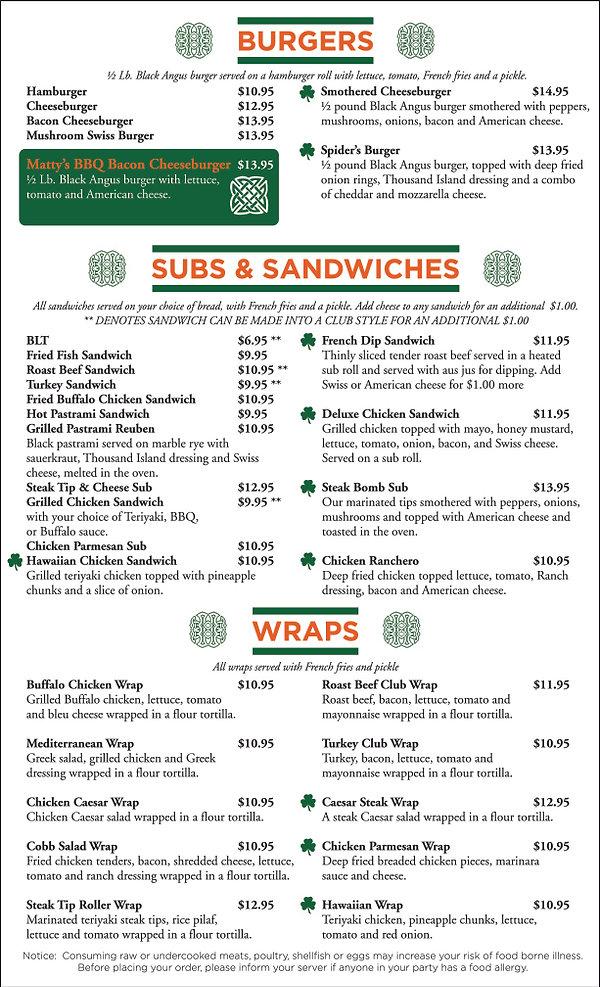 JP Ryan's Menu Pg 3 Burgers & Sandwiches.jpg