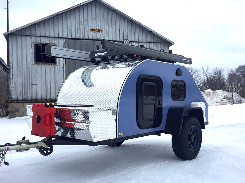 offroad teardrop camper racing holic motocar click the key w