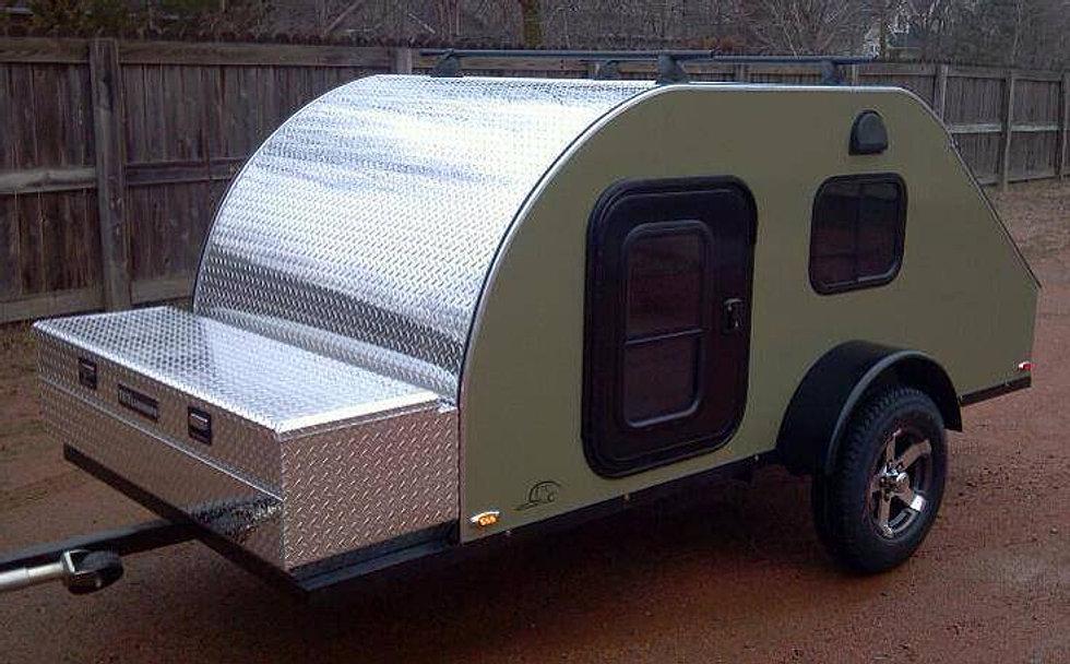Tc Teardrop Camping Trailers 5x10