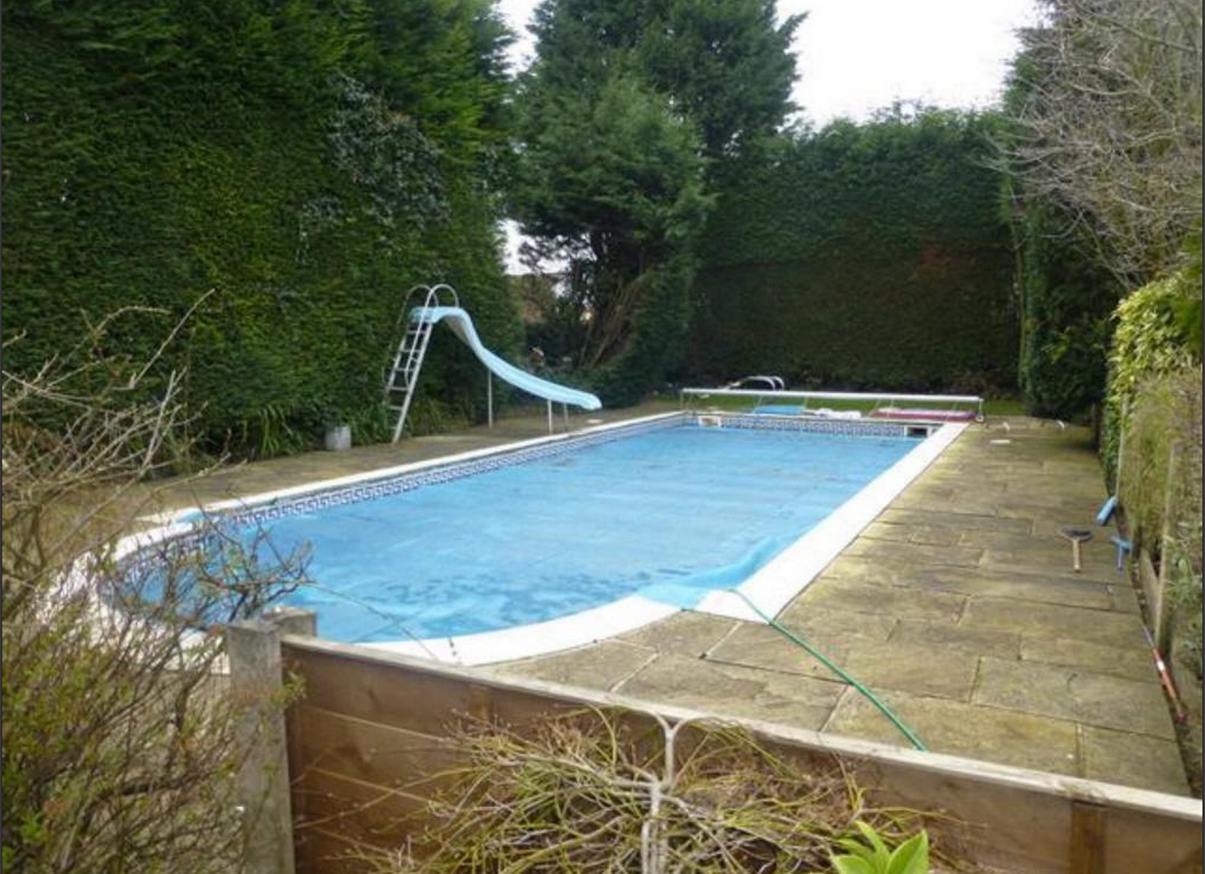 Step Inside This Formby Home With Its Own Swimming Pool Formby Bubble