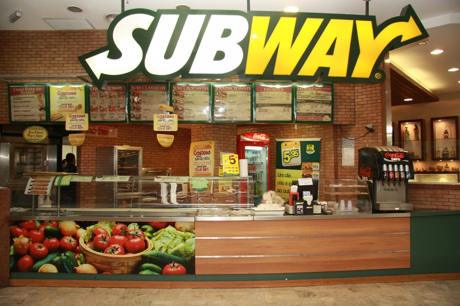 Subway is coming to Formby Subway
