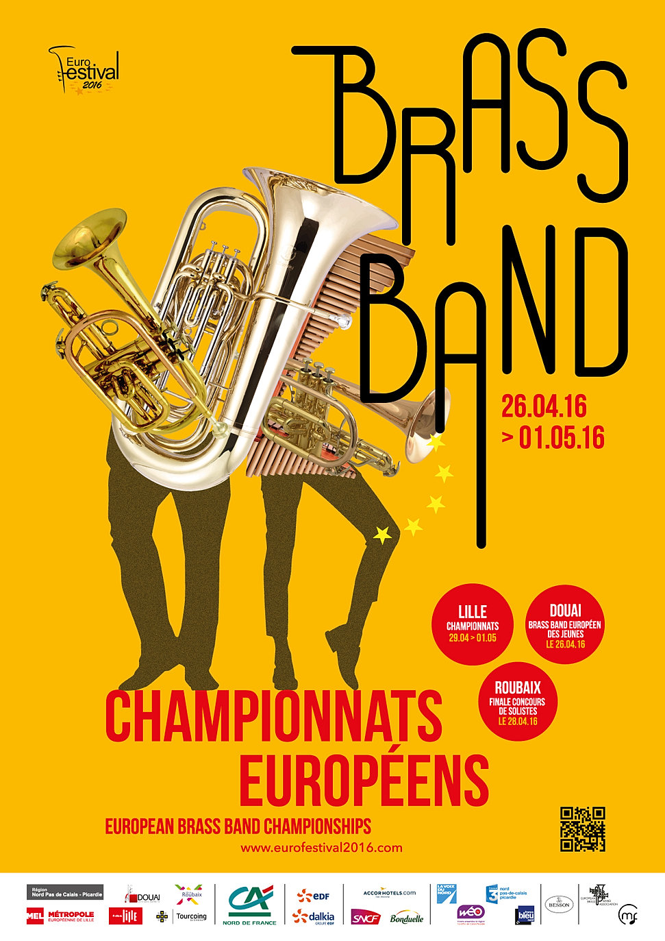 Brass Band EUROFESTIVAL 2016