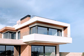 Mid-century Styled House