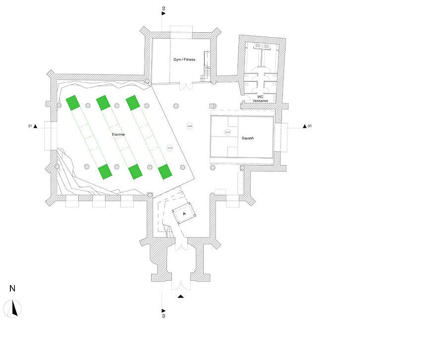 thomas motreff architecte d 39 int rieur morbihan pontivy glise du vieux saint tienne rennes. Black Bedroom Furniture Sets. Home Design Ideas