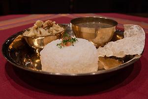 Pokhara Kitchen Special_Limetten Poulet
