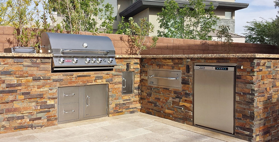 Custom grills for sale autos post for Outdoor kitchen bbq for sale