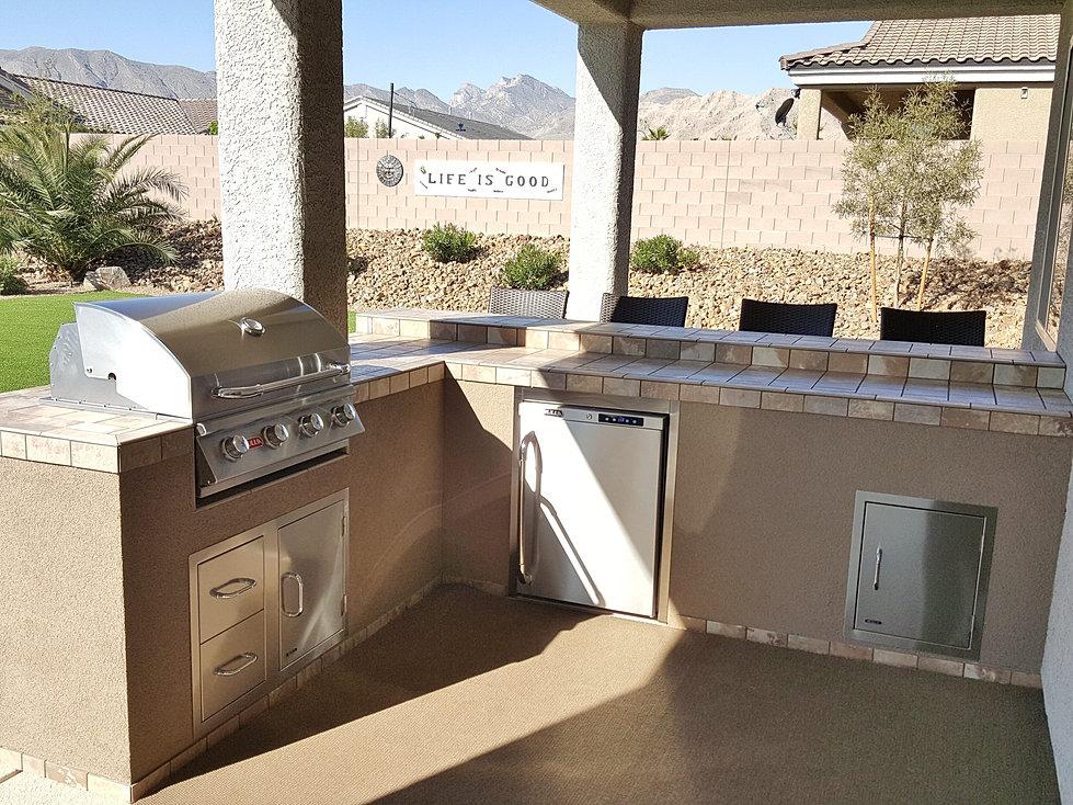Bbq Island Creations Outdoor Kitchen Bbq Builder Las Vegas