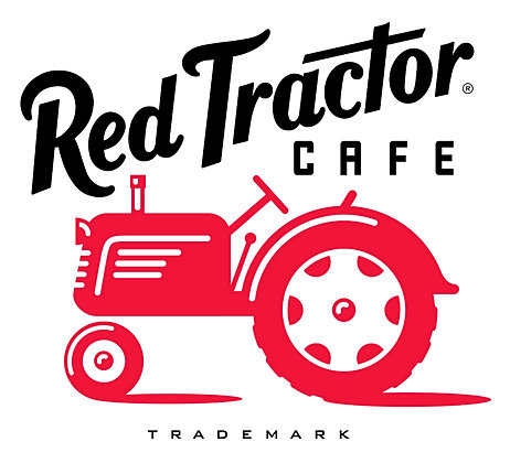 Red Tractor Cafe Menu