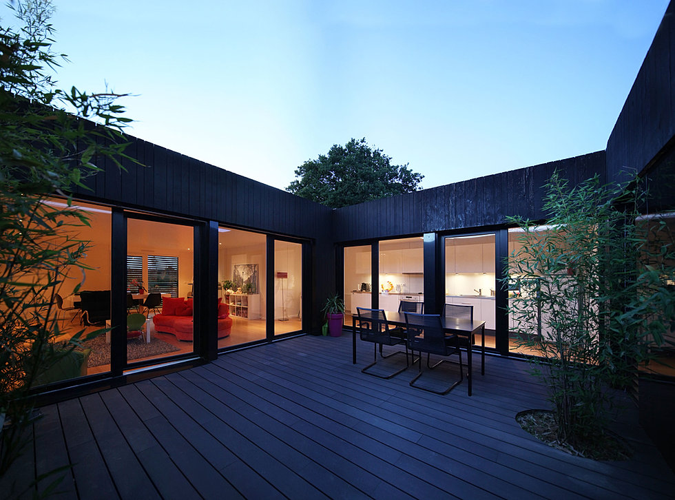 B3 ecodesign patiobox for Maison container nantes