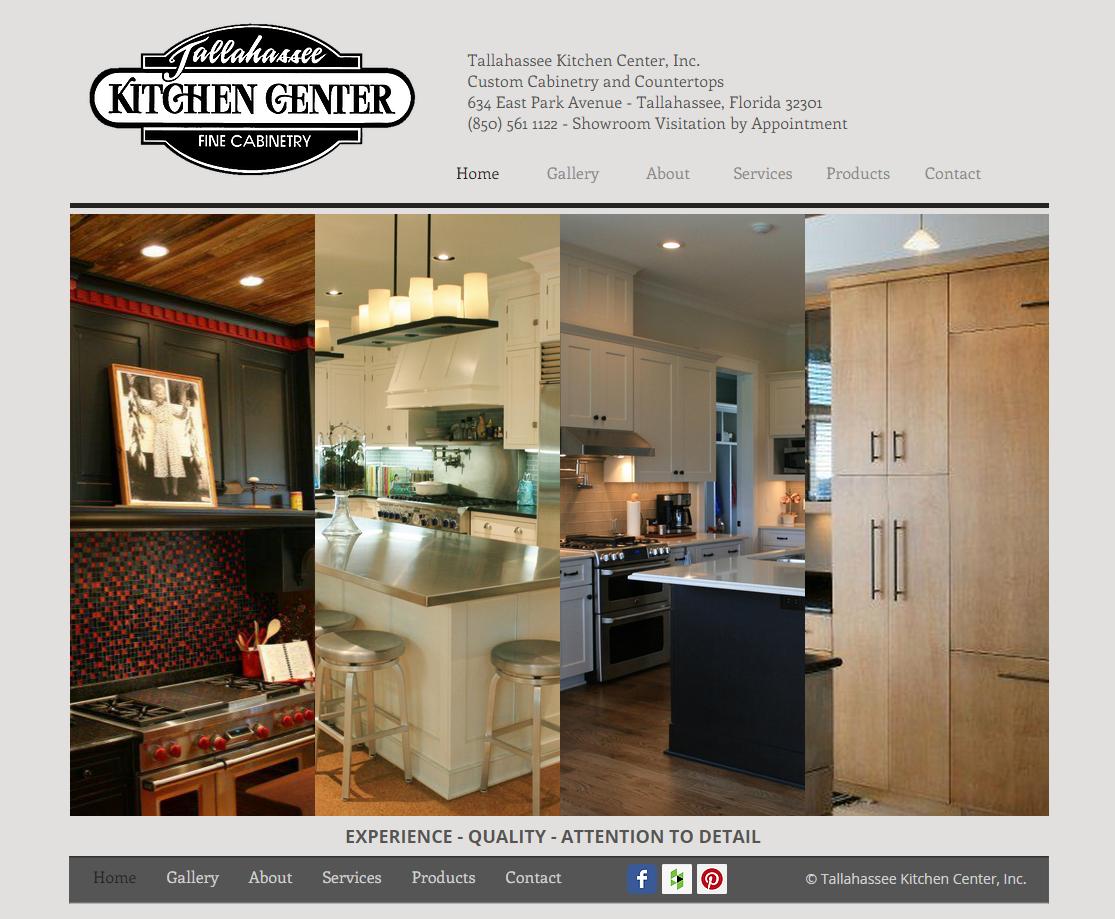 tallahassee kitchen center custom cabinets