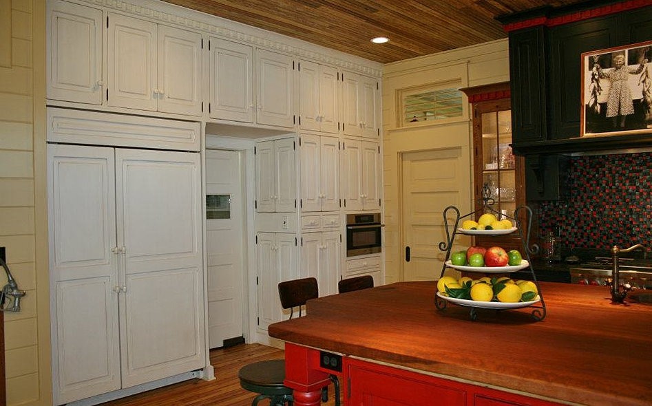 Tallahassee kitchen center custom cabinets for Bath remodel tallahassee