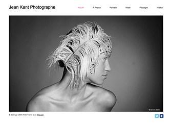 Photographe Épuré Template - Grâce à ce template de site web moderne, lancez votre portfolio créatif en ligne ! Ajoutez du texte pour raconter votre histoire. Personnalisez les galeries photo et vidéo pour mettre votre travail en avant. Créez un site web unique et partagez vos talents avec le monde entier !