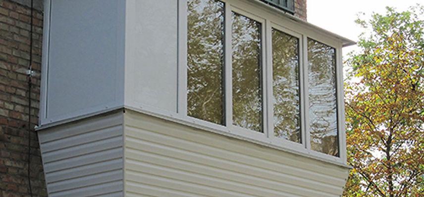 Остекление балконов и лоджий в Брянске, стоимость