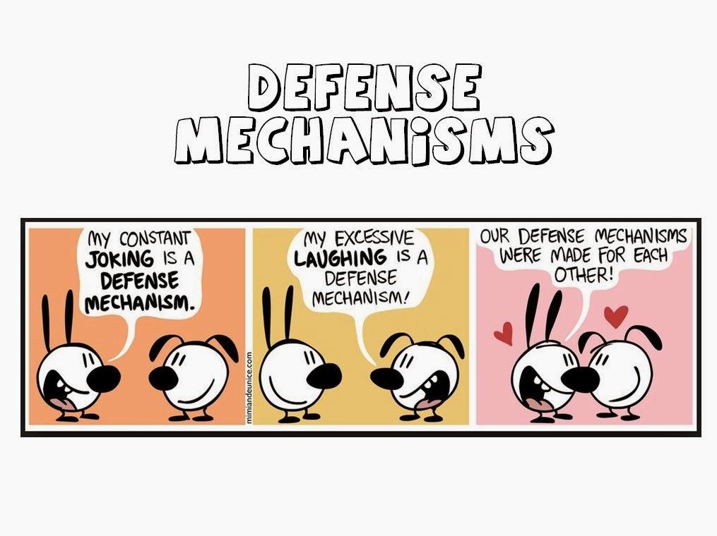 human defence mechanism