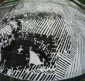 The World's Largest Stencil, izolag, armeidah, Mural Liceu das Artes Centro do Rio de Janeiro, stencil, rio, graffiti , grafite rio de janeiro