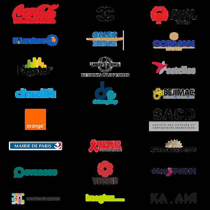 Mozaique logos partenaires V2 couleur.pn