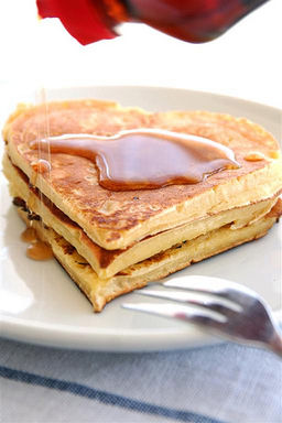 pancakes by joan bauer