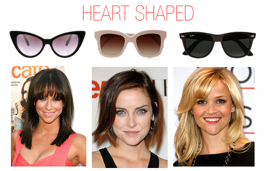 Choosing The Right Sunglasses For Your Face Type