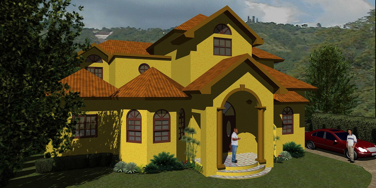 House Design In Jamaica