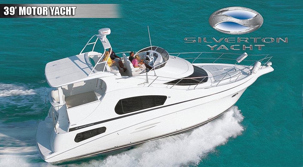 39' Motor-Yacht
