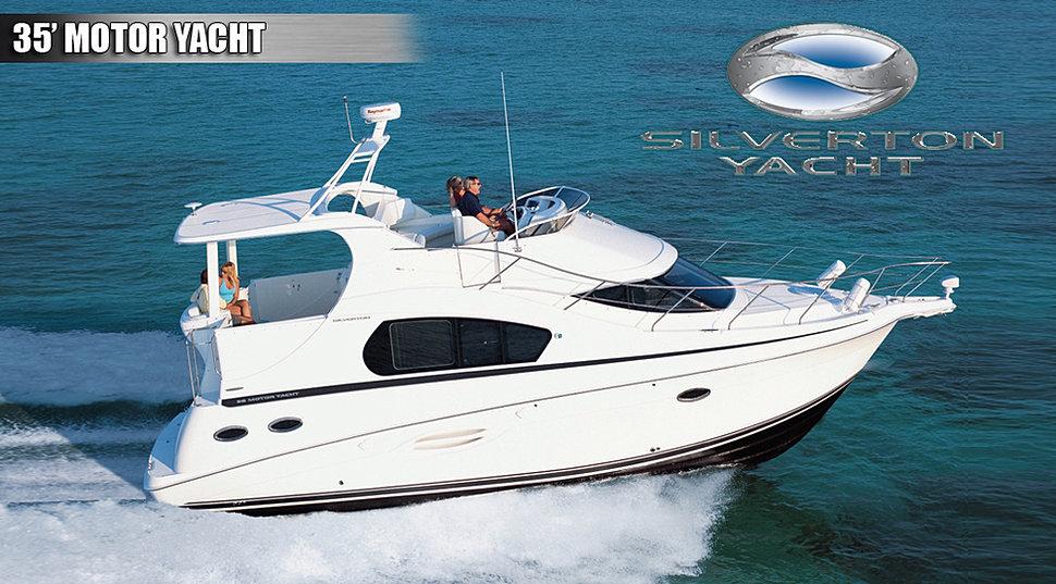 35' Motor-Yacht