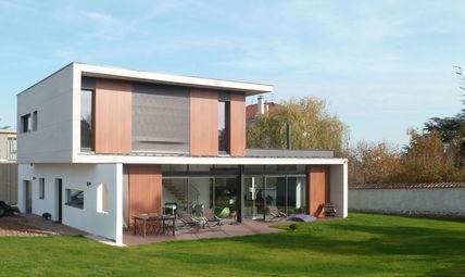 Gallet Architectes Habitat Individuel