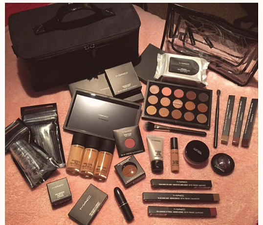 in my Freelance Makeup Kit