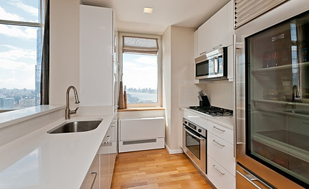 Condo for rent at 90 West Street 23H, New York, NY, 10006