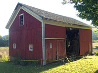 West Hebron Barn