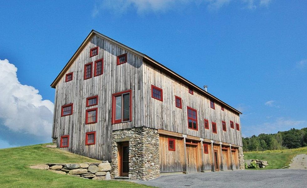 Green Mountain Timber Frames Vermont