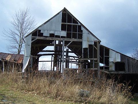 The Hero Barn -Gunstock Timber Frame