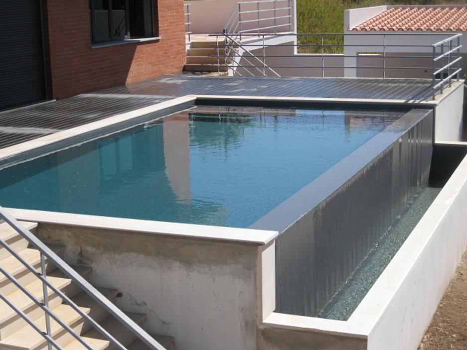 Constru o piscinas npiscinas for Piscinas desmontables altas