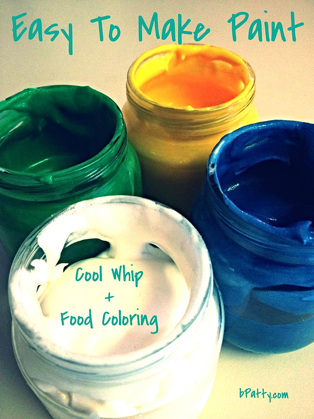 paints for kids