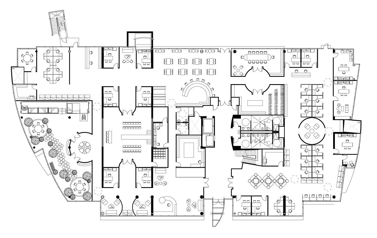 Andrew maliksi i architectural interior renderings for Home office plans