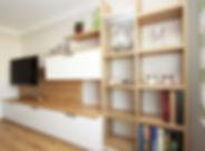 Wohnzimmer - Tischlerei Leimhofer