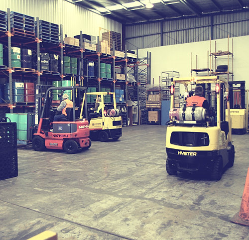 how to get forklift licence in melbourne