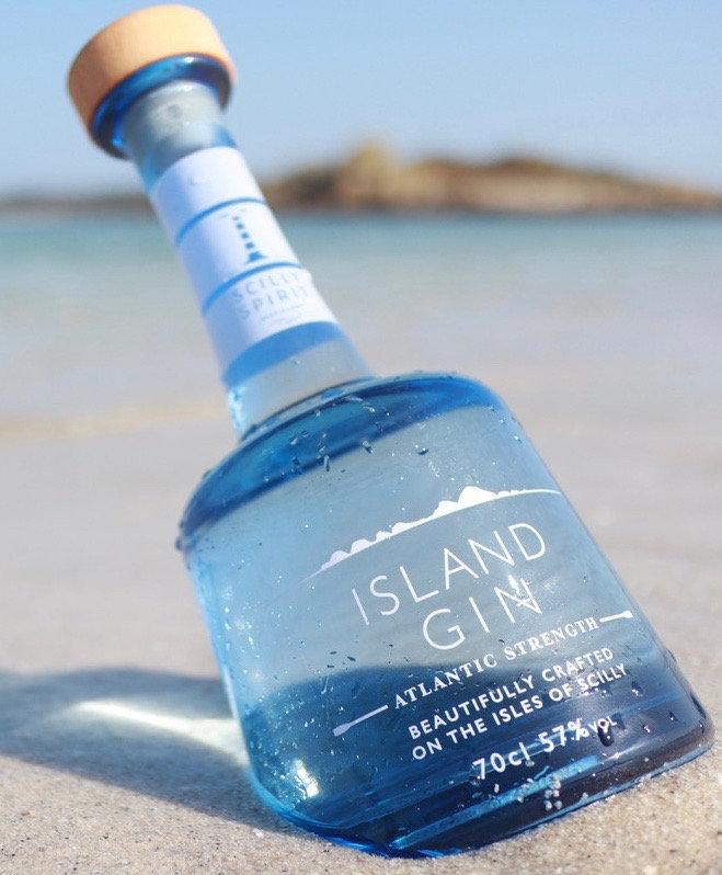 Atlantic Strength bottle on beach.jpeg