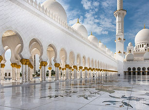 Abu Dhabi avec SAFRAN RP