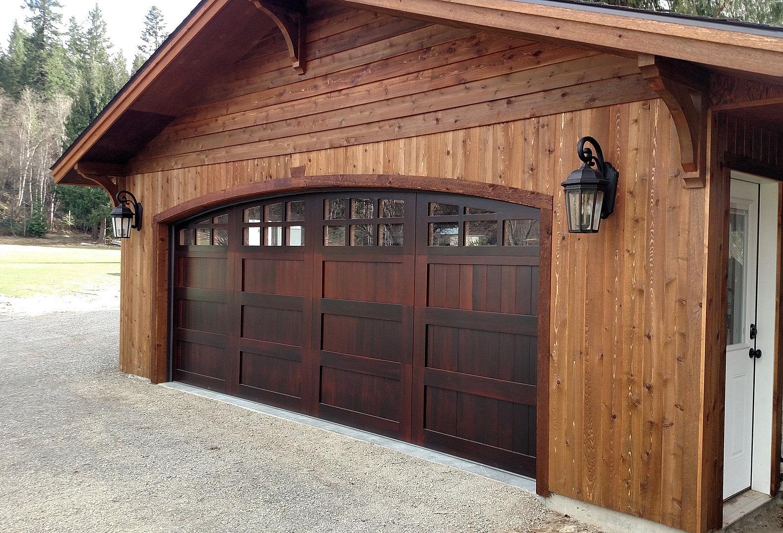 1080 #8D613E Valencia Ca Garage Doors Garage Door Installers Newport Beach picture/photo Specialty Garage Doors 36891585