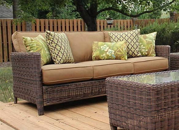 Awesome Outdoor Rattan