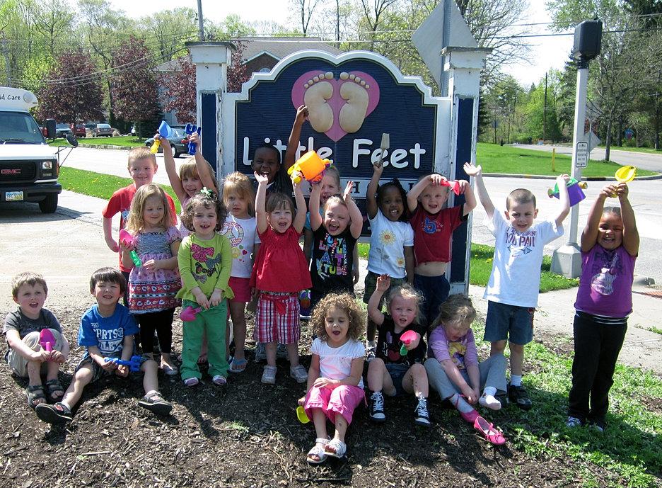Little Feet Childcare