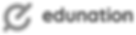 Logo Edunation na stronie Rek House.
