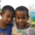 east timor village