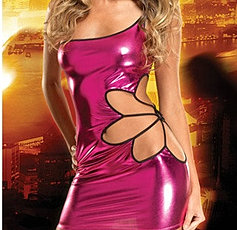 Vestido Mini Intimo Disco $17800